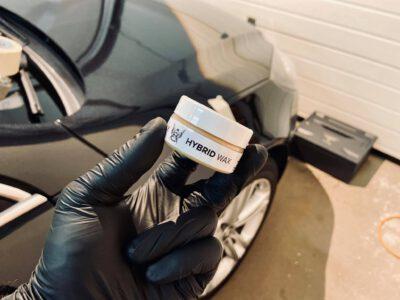 RRC Hybrid Wax