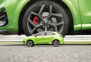 Puma ST – innowacyjny SUV Forda
