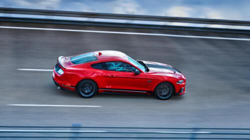 Ford Mustang Mach 1 Has Touched Down